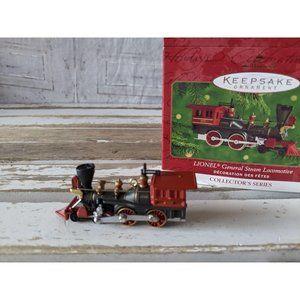 Hallmark General Steam Locomotive 5th Lionel ornam